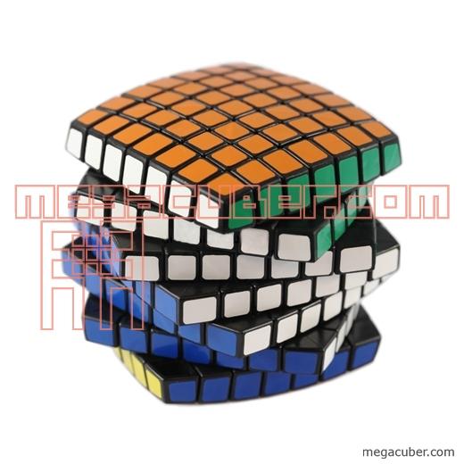Головоломка 7х7х7 - самая большая из массово выпускаемых головоломок