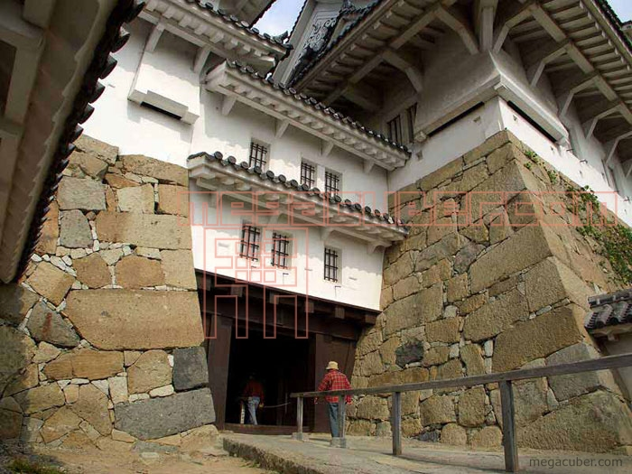 Ворота замка Химэдзи